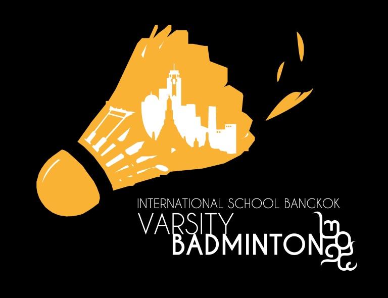 Varsity Badminton Logo